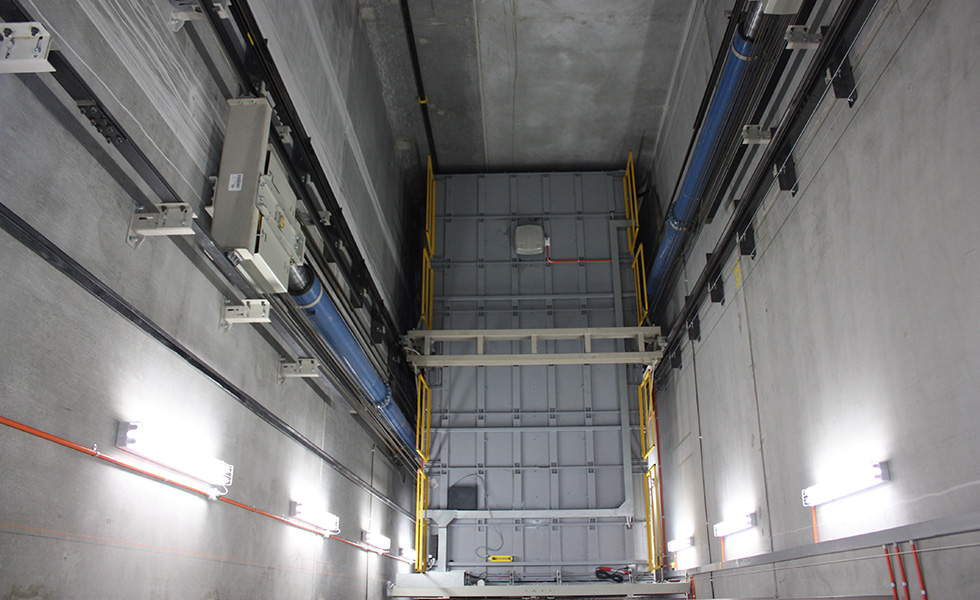 Elevator Service and Maintenance